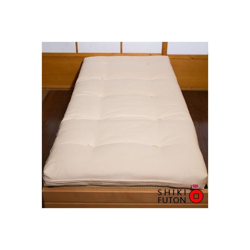 Futón Lana Oeko-Tex Grosor 10cm